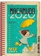 Agenda. Macanudo. Espiral. 2020. Original