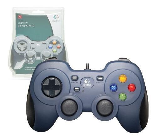 Fwb Gamepad Logitech F310 Usb