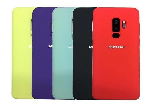 Case Funda Protector Silicona Original Para Samsung S9