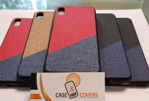 Funda Case Gamuza Tela Xiaomi Redmi 7a - Tienda C. Cívico