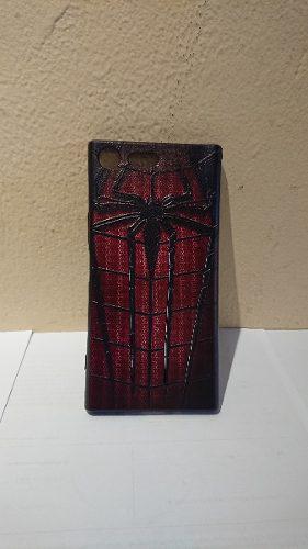 Funda Case Protector Spider-man Para Sony Xperia Xz Premium