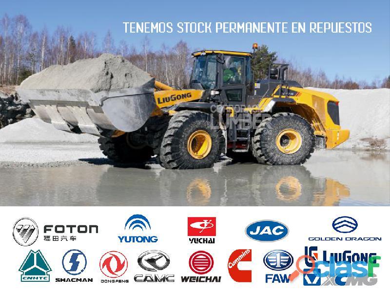 Camiones y maquinarias | Tienda de Repuestos Lima Perú