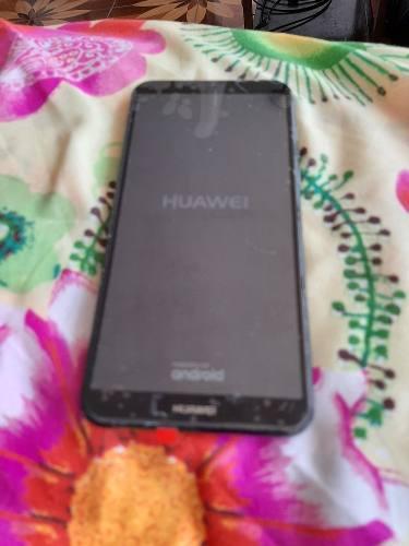 Celular Huawei Y7 2018 Usado En Perfecto Estado