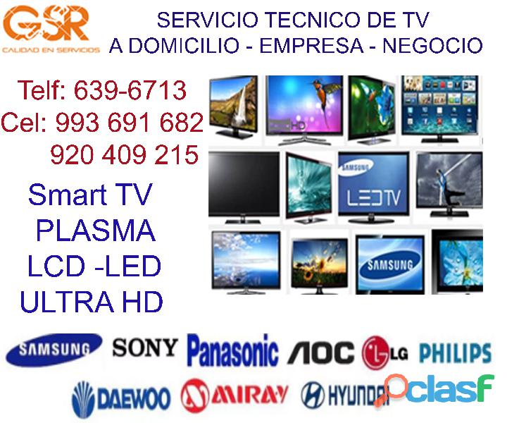 992361745 SERVICIO TÉCNICO DE TELEVISORES SAMSUNG, LG A
