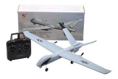Avión Gliders Rc 2,4g 2ch Predator A Control Remoto