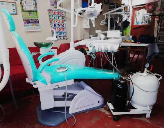 Sillon unidad dental nuevo 2440 soles en Lima