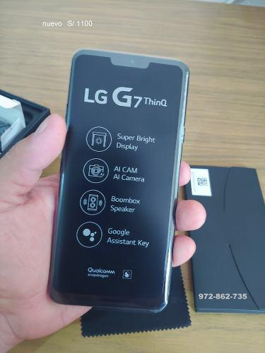 Lg G7 Thinq Nuevo