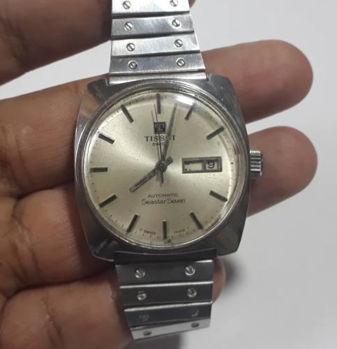 Reloj Tissot Automático Seastar Seven 315 T