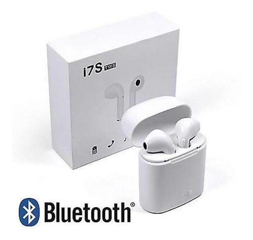 Audífonos Bluetooth I7s Tws Diseño AirPods/android