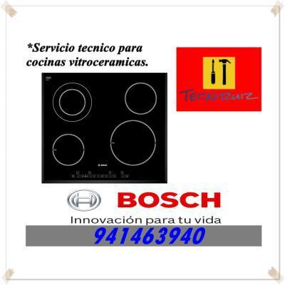 941463940 COCINAS VITROCERAMICA BOSCH SERVICIO DE