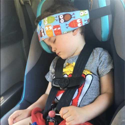 Cinturon De Seguridad Para La Cabecita De Los Niños