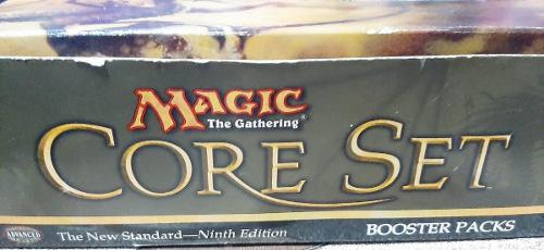 Magic The Gathering Core Set. No Yu Gi Oh