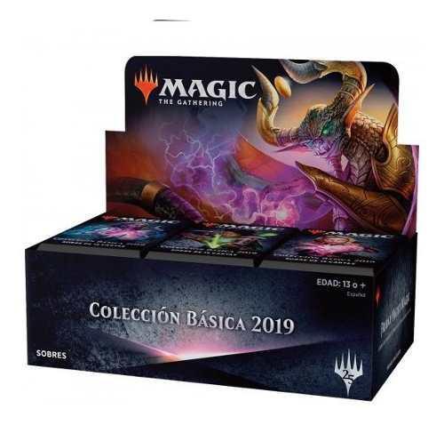 Magic The Gathering Display Core Set 2019