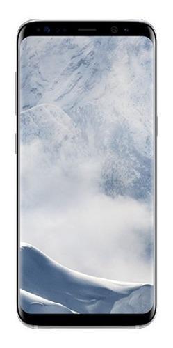 Galaxy S8 Plus 64gb Artic Silver-equipo Libre-el