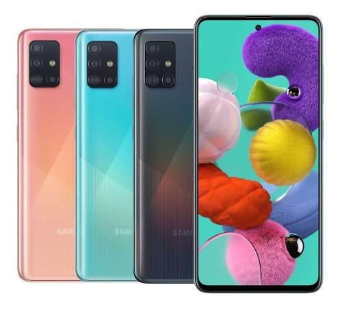 Samsung Galaxy A51 / 4gb Ram / 128gb / 6.5 Fhd / Garantía