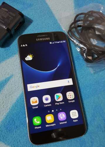 Samsung Galaxy S7 32gb Como Nuevo Libre 4g Lte
