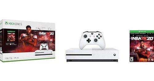 Consola Microsoft Xbox One S 1tb Nba 2k19 Bundle