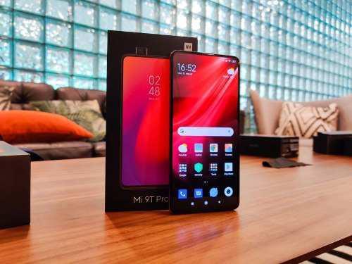 Xiaomi Mi 9t Pantalla Full View