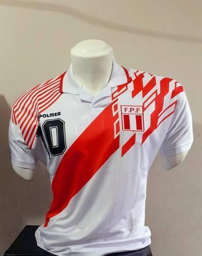 Camiseta Selección Peruana Polmer 1993