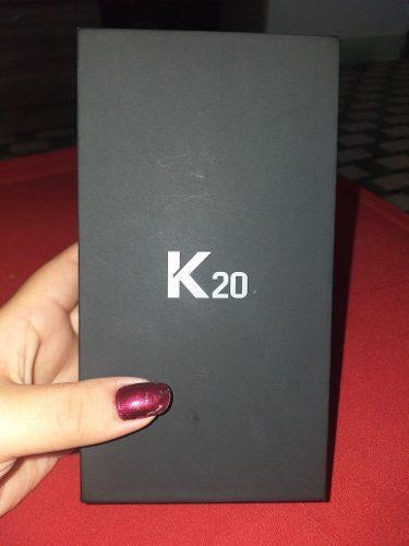 Celular Lg K20 Nuevo En Caja