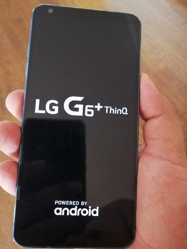 Lg G6 Plus 128gb No Señal