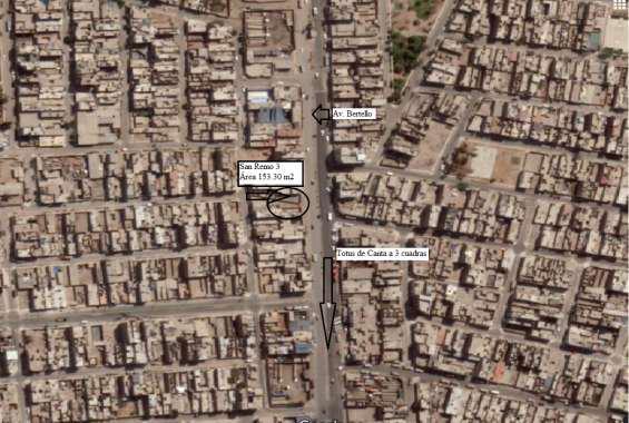 Se vende terreno urbanizado en Lima