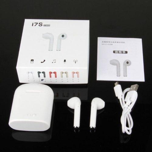 Audífonos Bluetooth I7s Tws Por Mayor