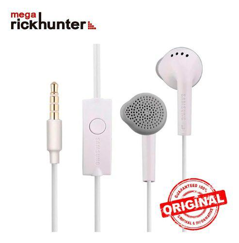 Audifono Handsfree Samsung Ehs61as Originales Megarickhunter