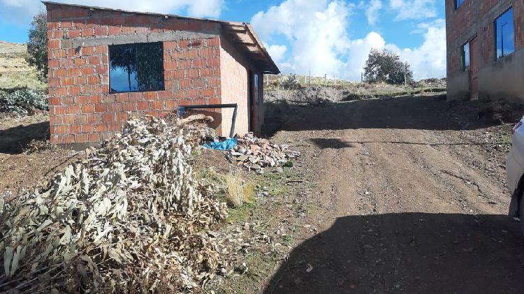 En Venta Lotes de Terreno en Apv. Tupac Amaru II Sector de