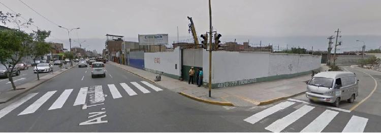Se Vende Terreno - Av Tingo Maria - Cercado Lima.