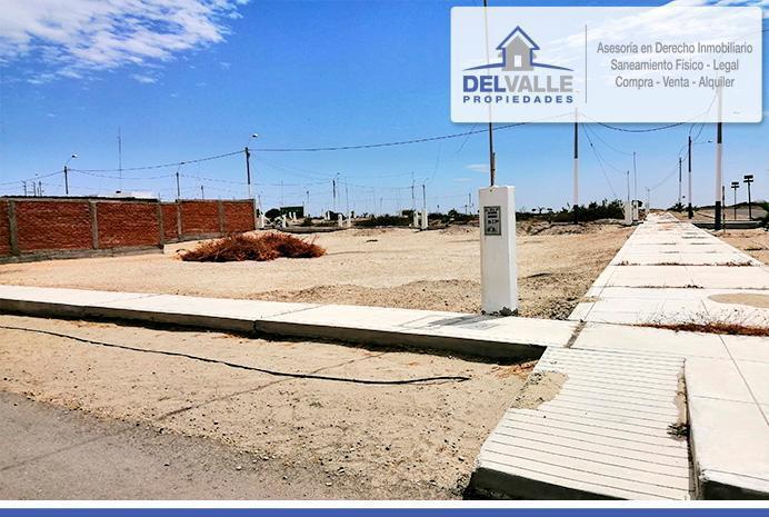 Se Vende Terreno en Piura | Urb. Monte Bello - 250 m².