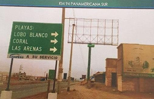 Vendo Hermoso Terreno en Asia - Km. 94 Panamerican Sur