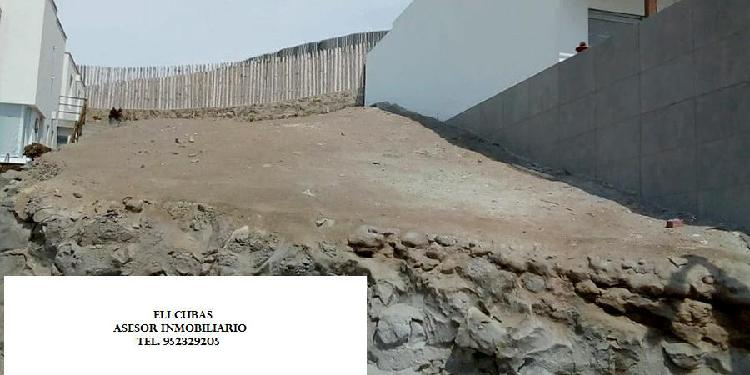 """Vendo Terreno 200 m² """"Condominio Las Palmeras"""" Ubicado:km"""