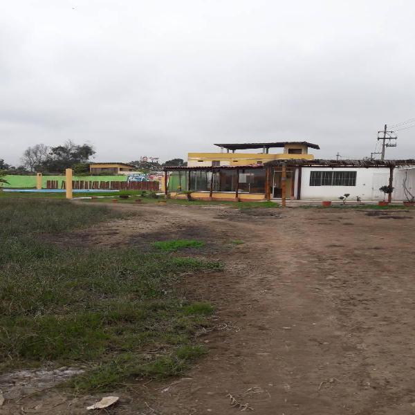 Vendo Terreno Para Casa de Campo o Cultivo - Km. 85.5 Pan.