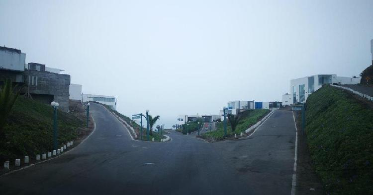 Vendo Terreno en Exclusiva Playa Lomas de Mar Km 121