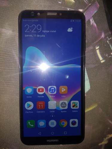 Vendo Mi Huawei Y7 2018 Bien Conservado Libre 4g