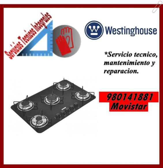 980141881 cocinas vitroceramicas westinghouse servicio