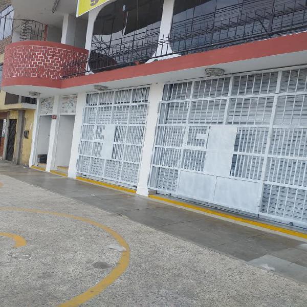 Alquilo Edificio de 5 Pisos en Los Olivos Gs