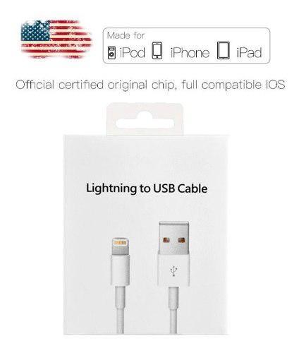 Cable De Carga De Datos Usb De Alta Calidad Para iPhone