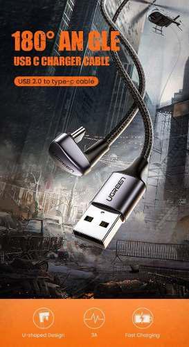 Cable Usb Tipo C Para Gamer