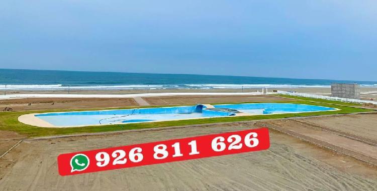 Lotes de Playa - Condominio Frente Al Mar