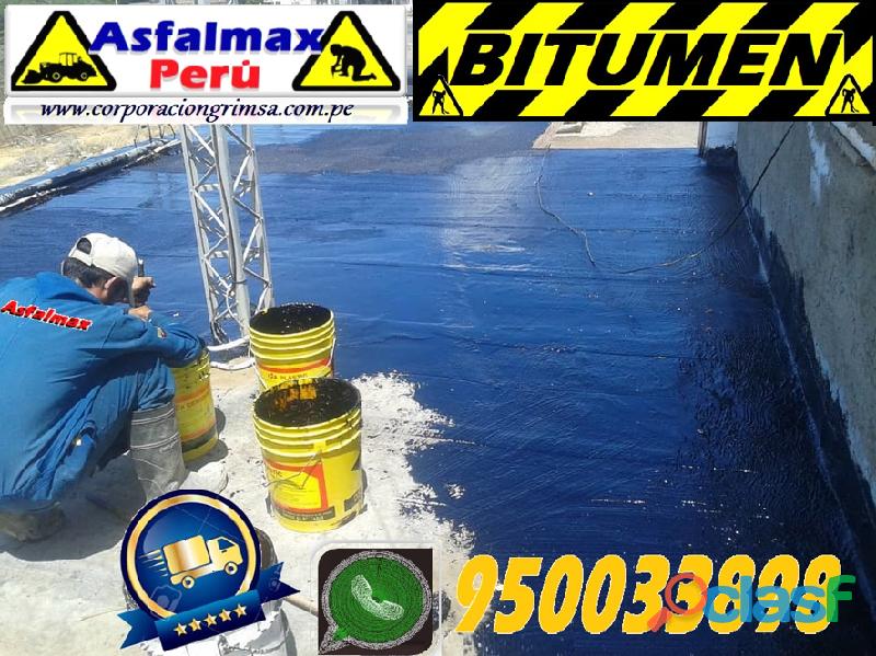venta de membrana asfaltica puesto en obra en lima