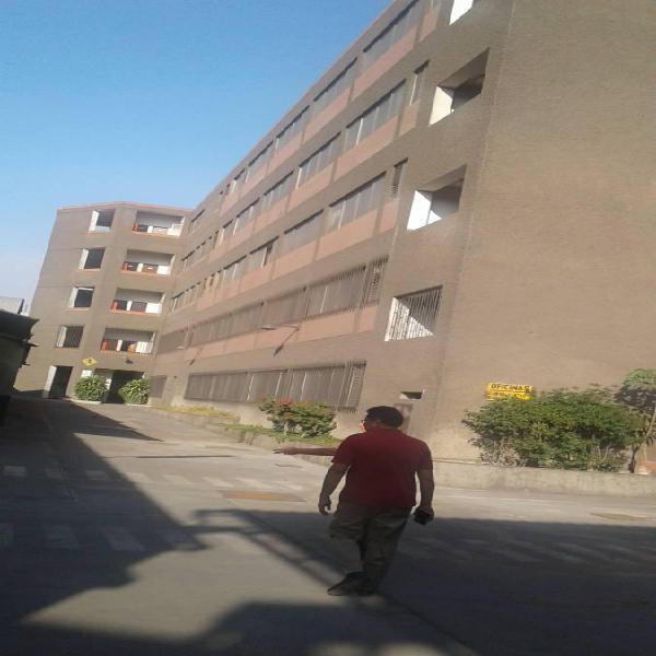 Hr - Alquiler de Edificio de Oficinas 2,200 m² Lima Cercado