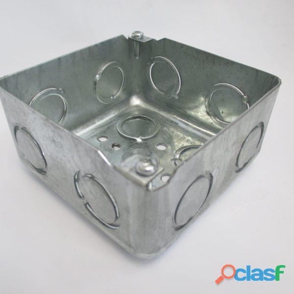 cajas cuadradas galvanizadas por mayor enviossssssss