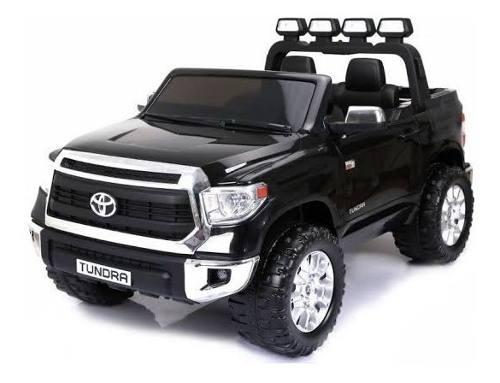 Carro A Batería Para Niños Toyota Tundra 24 V