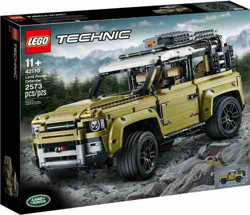 Lego Technic 42110 Land Rover Defender En Stock