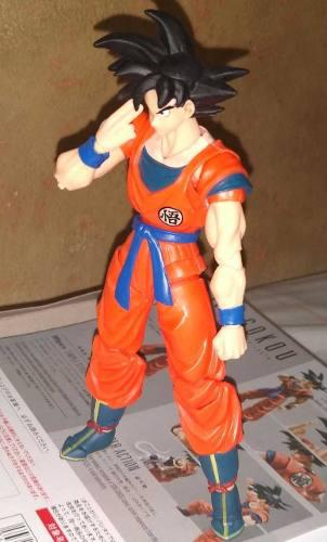 S. H. Figuarts Son Goku - Dragon Ball Z