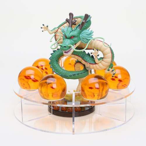 Shen Long Dragon Ball Z + Esferas + Base