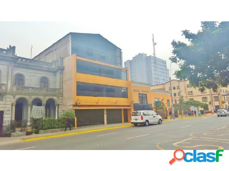 Terreno en Venta en Cercado de Lima - Edificio en Petit
