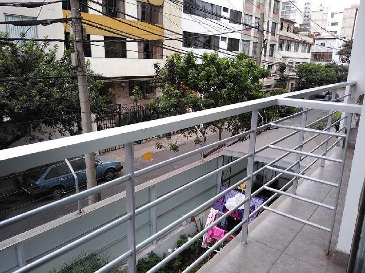 Alquiler de Departamento Amoblado en Miraflores